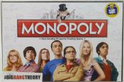 Monopoly 24037 The Big Bang Theory